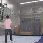 Vido &#8211; robots volants jouant  la balle