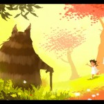La mauvaise herbe aime Goro Fujita, illustrateur