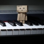 Danbo_Piano_Lullaby_by_antontang