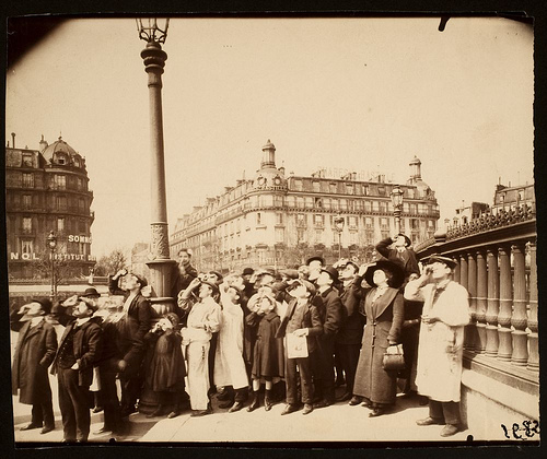 Photographies de Paris de 1910 à 1914 par Eugène Atget