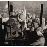 Lewis Wickes Hine – Construction de l'Empire State Building