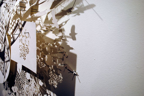 Laura Cooperman – sculptures de papier