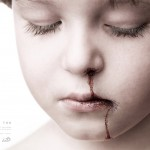 Words hurt too - Any kind of violence against children is a crime 3