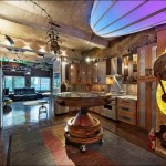 Un appartement Steampunk à New-York