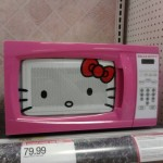 micro ondes hello kitty (microwave)