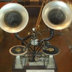 gramophone steampunk