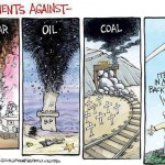 Arguments against nuclear, oil, coal, wind