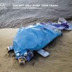 IFAW - You not only dump your trash