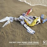 IFAW - you not only dump your trash 2