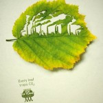 Plant for the planet - Every Leaf traps Co2